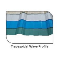 Trapezoidal Profile Sheets