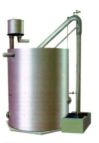 Automatic Valveless Gravity Filter