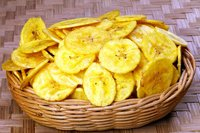 Large Banana Chips