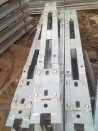Railway Steel Channel Sleeper