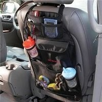7 Pocket Automotive Car Back Seat Organizer