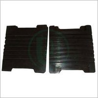 Grooved Rubber Sole Plates
