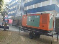 Diesel Generator Set On Rent