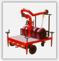 Mini Fire Trolley
