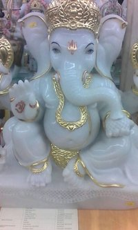 Ganesh Marble Murti in Mumbai
