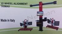 3D Wheel Alignment (Trimax)