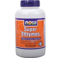 NOW Foods Super Enzymes - 180 Caps
