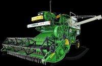 Standard S-390 Tractor Driven Harvester Combine
