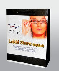 Optical Paper Bags