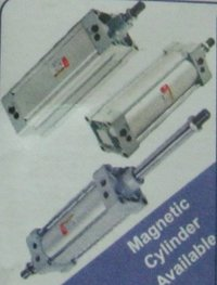 Iso Cetop Rp43p Vdms/24562 Pneumatic Cylinder Single / Double Acting