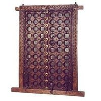 Wooden Designer Door<