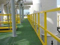 Frp Gratings For Oil Platform