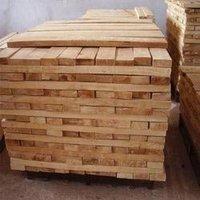 Treated Seasoned Rubber Wood