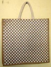 Jute Printed Shopping Bags