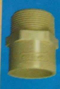 Male Adapter Plastic Threaded