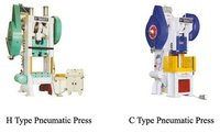 C Type Pneumatic Press