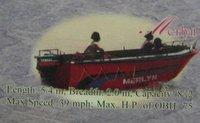 Merlyn Boat