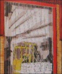 Transparent Pvc Strip Door Curtain