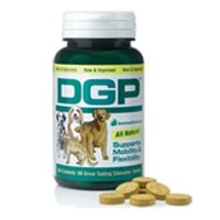 DGP Dog Gone Pain Mobility & Flex for Dogs, 60 Tabs by American Biosciences (Immpower)
