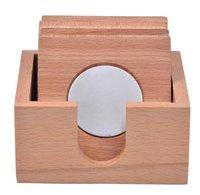 Wooden Tea Coaster (DW 1055)