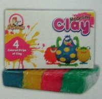 Six Colors Toy Making Clay (Super Packing)