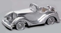 Aluminum Decorative Car