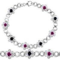 Stylish Gemstone Bracelets