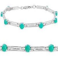 Trendy Gemstone Bracelets