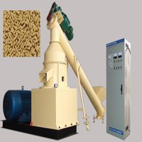 Yugong Flat Die Biomass Briquette Machine