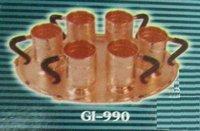 Silver Mug and Thali (GI-990)