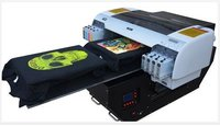 DTG Flatbed T-shirt Printer A2