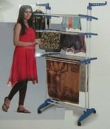 Maximo Multifunctional Clothes Drying Stand