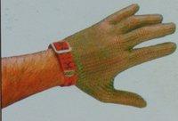 Metal Chainex Hand Gloves