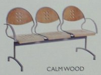 Calm Wood Lounge Chairs