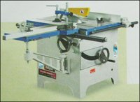 Tilting Arbour Circular Saw Machine With Sliding Table (Mode: J 634 (St))