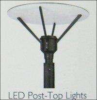 Led Post Top Lights