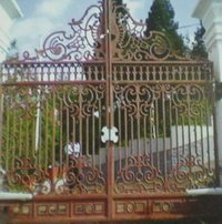 Iron Casting Gate