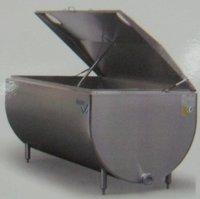 Milk Cooling Tanks (Om Dx And Om Ib)