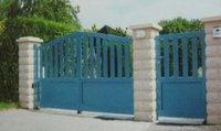 Motorized Swing Gate