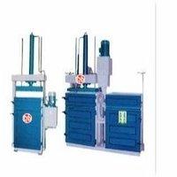 Hydraulic Baling Press For Waste Cloth