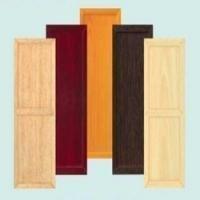 Colour Pvc Doors