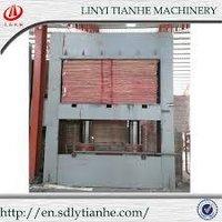 Plywood Hot Press Making Machinery