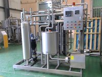 High Performance Milk Pasteurizer