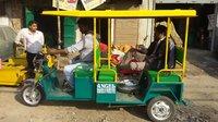 Angel Battery Operated Rickshaw