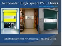Auto High Speed Doors in Udaipur