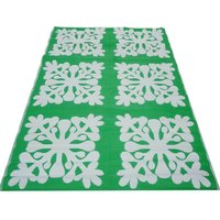 Colorful Plastic Indoor Carpet With Stain Resistant