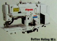 Button Holding Machine (Fp781)