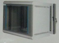 Double Section Wallmount Networking Enclosure