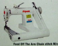 Feed Off The Arm Chain Stitch Machine (Fp1190)