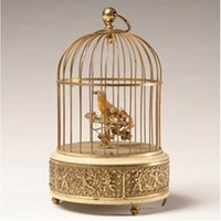 Heavy Brass Cage